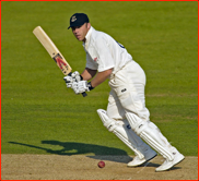 Chris Adams batting