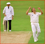 Ian Botham is annoyed at Salim Malik being dropped