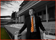 MCC Secretary and Chief Executive, Derek Brewer
