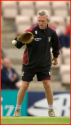 Director of Cricket, Geoff Cook