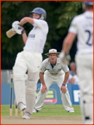 Andrew Strauss, v Gloucestershire, Uxbridge