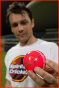 Captain Mark Ramprakash, Abu Dhabi, 2012
