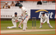 Dawid Malan catches Worc's Daryl Mitchell, 2012