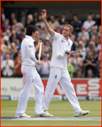 Stuart Broad, 7 for 44, 2013 Lord's Test v New Zealand