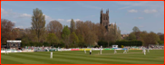 Worcestershire v Yorkshire at New Road, 2011