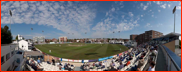 The County Ground, Hove, Sussex v Durham, 2011