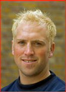 Sussex and England wicket keeper Matt Prior