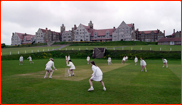Cricket at Rodean School, Sussex
