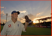Andrew Strauss, Centurion Park, South Africa.