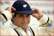 Sachin Tendulkar signs for English county, Yorkshire.