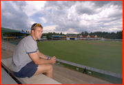 Captain Heath Streak, Harare Sports Club, the day England refused to play there.