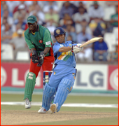 Sachin Tendulkar, Durban, South Africa.