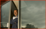 Coach Dav Whatmore.